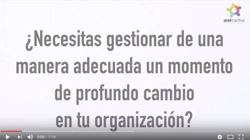 Gestión del cambio en empresas de Pamplona (Navarra)