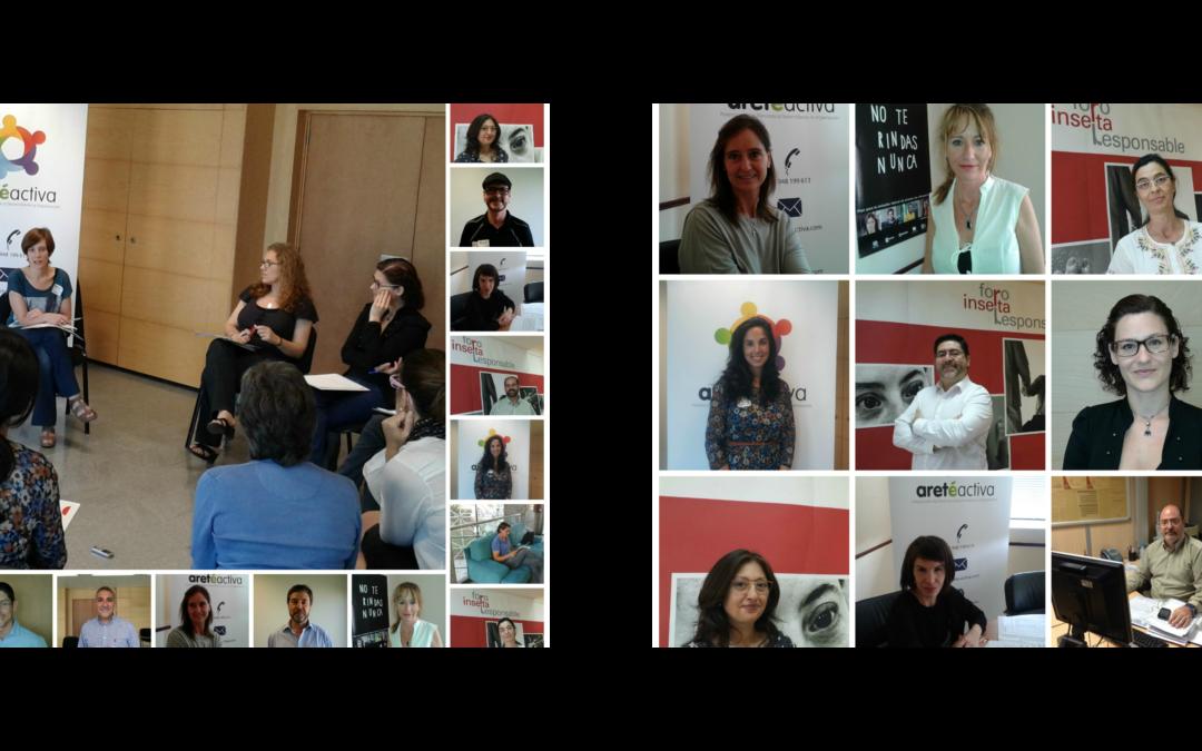 Participantes en el Proyecto 180y+ opinan sobre las competencias laborales