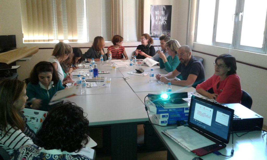 Grupos de discusion: Analisis, evaluacion y gestion de competencias laborales 1