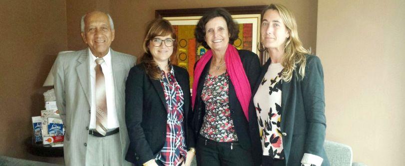 Reunión con la Asociación Peruana de Empresas de Consultoría