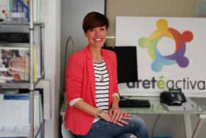 Eva Martinez Mellado formadora en Areté-activa