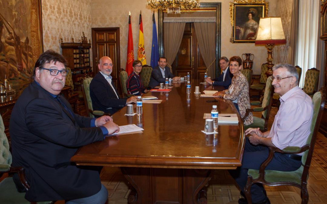 Plan Reactivar Navarra. propuestas formuladas desde la asociación navarra de empresas de consultoría (ANEC).
