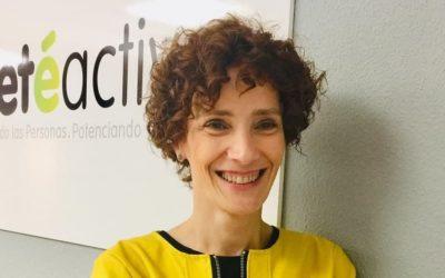 Vicky Oteiza asume la Dirección de la consultora ARETÉ ACTIVA